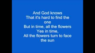 James Blunt - Face the sun (lyrics)