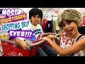Embarrassing Shopping Trip Skits Miss Mom Vlogs Sketch Comedy GEM Sisters