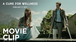 A Cure For Wellness | 'No One Ever Leaves' Clip [High Quality Mp3] | 20th Century Fox