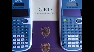 How to use the TI30XS Multiview Calculator for the 2018 GED Test