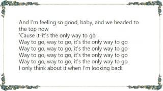 Chris Webby - Only Way to Go Lyrics