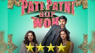 Pati Patni Aur Woh Movie Review | #TutejaTalks