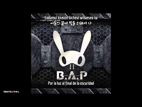 [ESP] B.A.P - Unbreakable