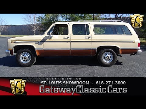 Video of '86 Chevrolet C/K 20 - $10,995.00 Offered by Gateway Classic Cars - St. Louis - MZE8