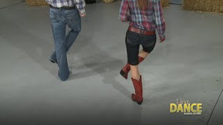 How to do the Watermelon Crawl Line Dance - Learn to Line Dance, Step by Step Tutorial