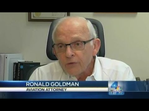 Aviation Attorney Ron Goldman Discusses TSA Drink Testing
