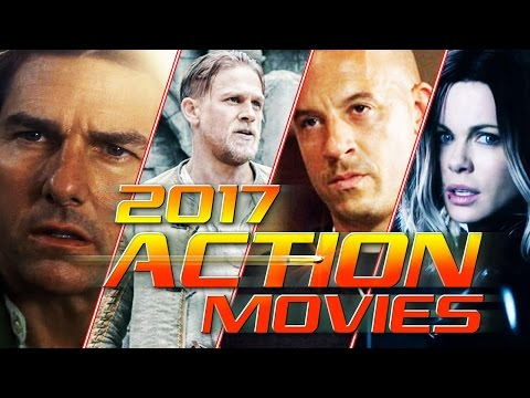 BEST ACTION MOVIES 2017 – VOL.1