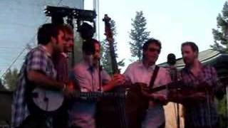 Chris Thile- If the Sea Was Whiskey