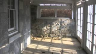 Historic Home Basement Tour - Loch Aerie (AKA Lockwood Mansion)