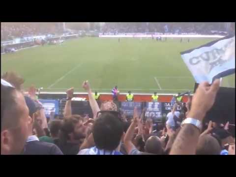 Spal - Napoli: il tifo dei Partenopei durante e dopo la partita