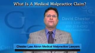 preview picture of video 'Akron Medical Malpractice Lawyer What Is A Medical Malpractice Claim'