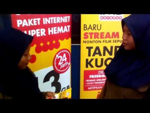 Video Nonton gratis pake im3 freedom combo lewat iflix #im3pekalongan #iflix #indosatooredoojateng