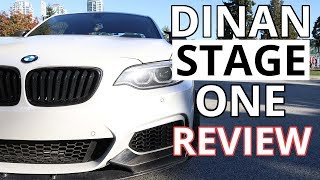 IS IT WORTH IT? - Dinan Stage 1 Elite Tune Review //BMW M240i