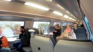 Train Travel Belgium To Amsterdam Netherlands