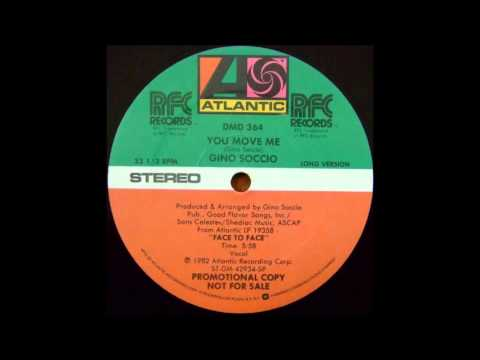 Gino Soccio - You Move Me