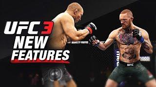 EA SPORTS UFC 3 NEW Beta, Career, Ultimate Team & Gameplay Info!