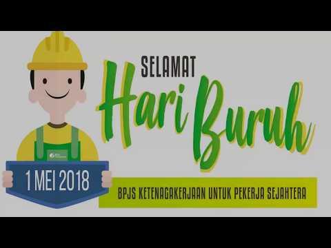 Hari Buruh 2018 BPJS Ketenagakerjaan Cabang Berau