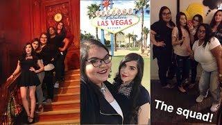 Vegas Girls Trip | Matching Tattoos | Titanic | Day 2-4 Vlogs