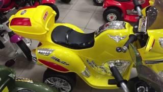 Детский мотоцикл на аккумуляторе Moto HJ-9888