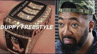 Drake - Duppy Freestyle - REACTION