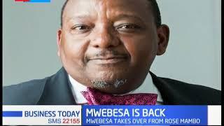 Nkorogemba Mwebesa takes over from Rose Mambo as CDSC CEO effective 10th February