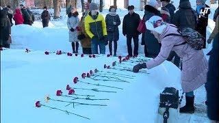 В преддверии Дня освобождения в Великом Новгороде состоялись торжественные митинги