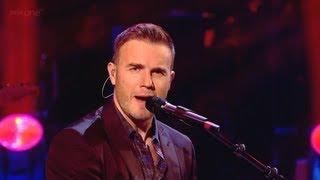 Take That - Back For Good  ( live 2010 )[ lyrics ]