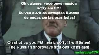 Hitler listen UVB-76 (paródia traduzida) parody (UVB-76 MDZHB ZHUOZ)