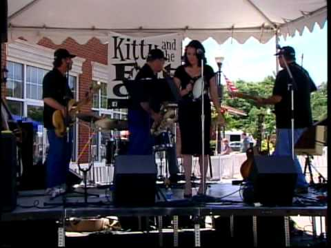 Kitty and The Fat Cats @ Manassas Wine and Jazz Fest. #1