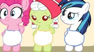 Новая ПОНИ.Карманная пони. Мультик игра для детей. My little pony. дружба это чудо