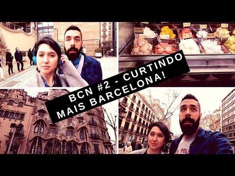 BCN #2 - Mais um dia em Barcelona - Compras na Sephora e Casa Batlló