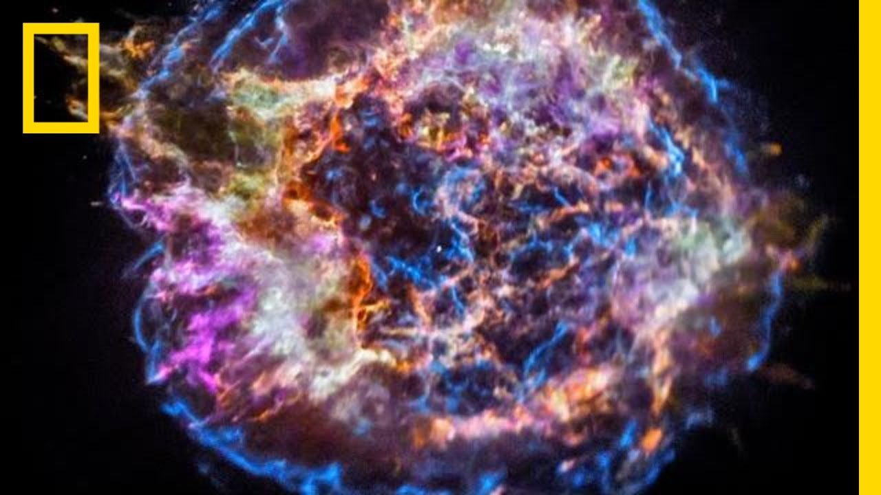 Explore the Remains of a Massive Supernova | National Geographic thumbnail