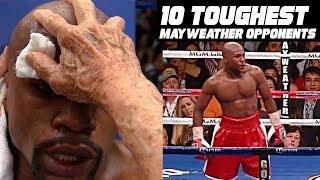 10 Toughest Floyd Mayweather Opponents