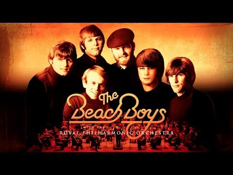 The Beach Boys With The Royal Philharmonic Orchestra — Out June 8