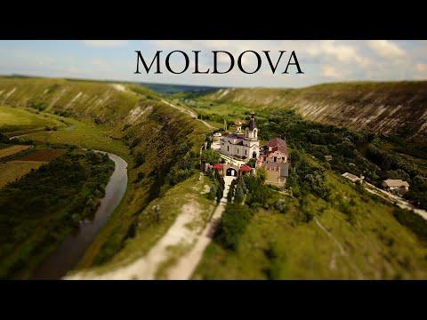 גלו את מולדובה הקסומה בסרטון הבא שחושף אותה באופן מיניאטורי ממש