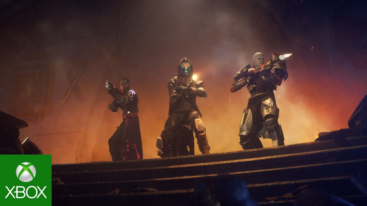 Official Destiny 2 - 'Rally the Troops' Worldwide Revea