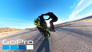 GoPro Awards: Motorcycle Wheelie Acrobatics in 4K