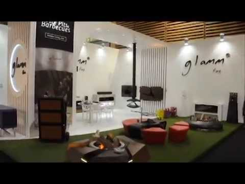 GlammFire at Maison et Objet, Paris – January 2015