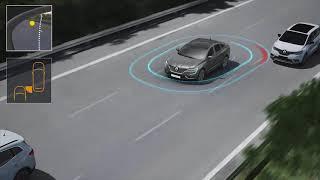 Renault Talisman 'Kör Nokta Uyarı Sistemi'