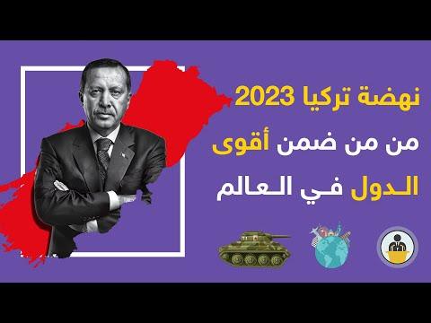 تركيا في عهد أردوغان