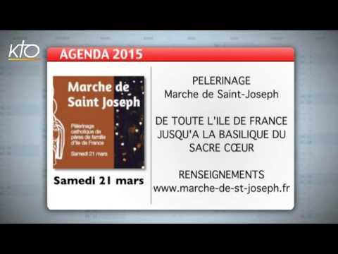 Agenda du 16 mars 2015