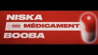 Niska   Médicament Ft. Booba (Lyric Vidéo)