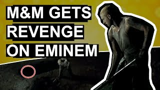 "When M&M Kidnapped Eminem - ""Bad Guy"" Masterstroke"