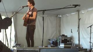 Melissa Ferrick at Phoenix Pride, April 22, 2012.