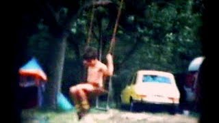 Camping Kievitsblek – Jaren '70