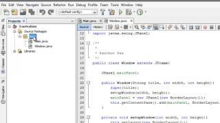 Tutorial 2   Creating JOGL Template in Netbeans Part1