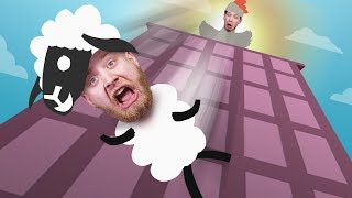 Rooftop Parkour Challenge! | Ultimate Chicken Horse [Ep 5]