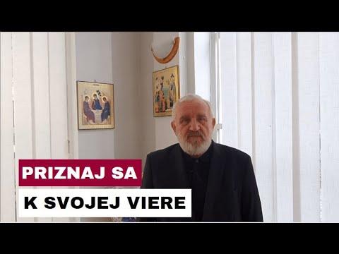 VLADYKA PETER RUSNÁK: Čo nemám ako gréckokatolík zanedbať?