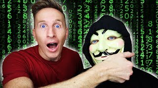 REMOVING the HACKER'S MASK and REVEALING TRUE PROJECT ZORGO SPY AGENT