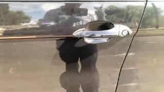 Open Dead BMW X5 with Borken Door Lock (Need working key fob)